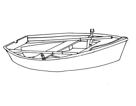 boat drawing lines matrix line drawing