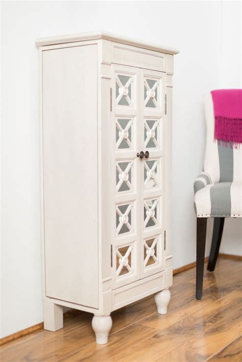 diy standing mirror jewelry armoire 13 best ideas about armoires on diy jewelry