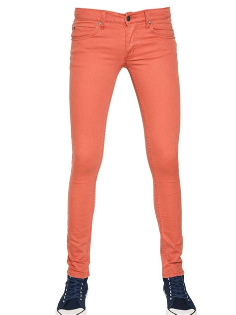 Cheap Monday For 15 Get Them Here cheap monday 15cm low rise narrow fit stretch in
