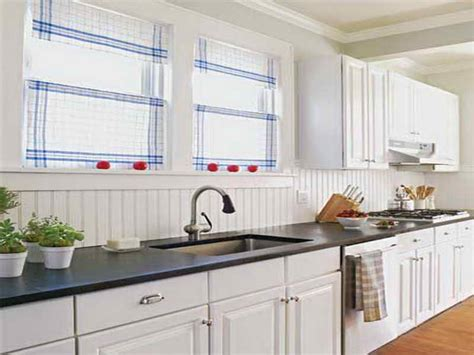 Easy To Install Backsplashes For Kitchens by Kitchen Beadboard Backsplash For Kitchen Beadboard In