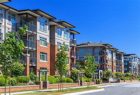 Apartment Complex Data A Guide To Developing An Environmentally Friendly