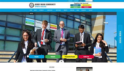 new website ideas 2017 some great new school website designs 2017 greenhouse
