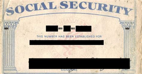 Social Security Administration Office Number by Social Security Card Office Me Make A Novelty Social