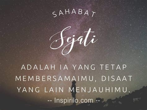quotes muslimah tentang sahabat kata kata mutiara