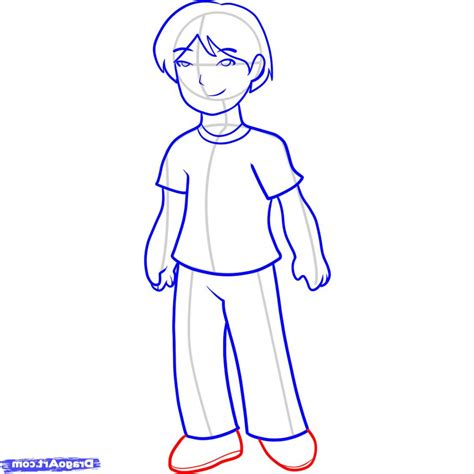 how to draw person person drawing a picture www imgkid the image kid