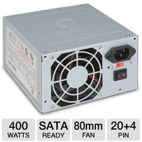 Advance V2130 Power Supply 450 Watt coolmax 400 w power supply v 400 400 watt atx 80mm fan sata ready 20 24 pin power supply