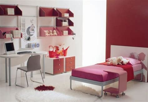 red and white girls bedroom stylish girls pink bedrooms ideas
