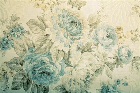 victorian pattern vinyl vintage wallpaper with blue floral victorian pattern wall