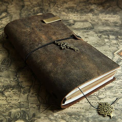 Rustic Brown Leather by Aliexpress Buy Price Rustic Brown Leather Journal