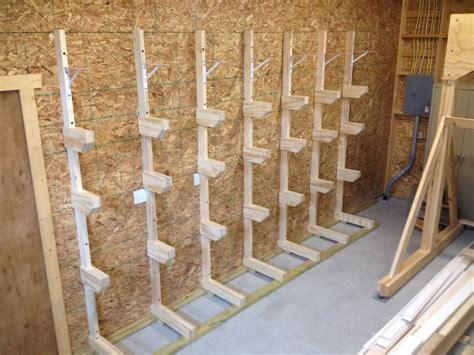 rob s lumber rack the wood whisperer