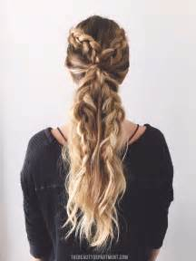 plait at back of hairstyle tag archive for quot dutch braid quot the beauty department