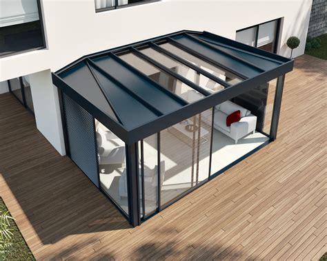 aluminium veranda veranda alu et design sur mesure technal