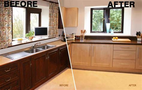 3 cocinas antes y despues cocinas reformadas antes y despu 233 s gran cambio