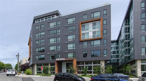 Equity Appartments by Odin Apartments In Ballard Seattle 5398 Ave Nw