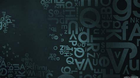 Text Wallpaper