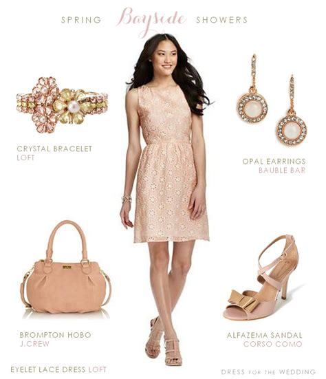 What Do You Wear To Bridal Shower by Bridal Shower Dresses