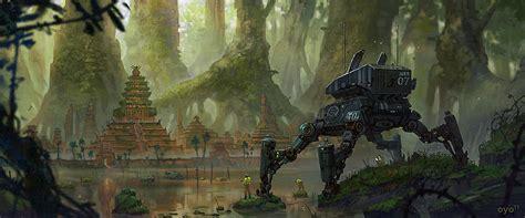 Tas Warrior Parang By Berliano concept robots february 2012