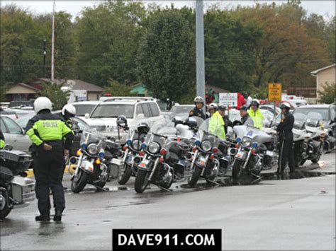 State Troopers Office Dothan Al by Dave911 Officer Smith Funeral Pt 1