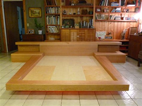 japanese platform bed pdf plans building a japanese platform bed plans free