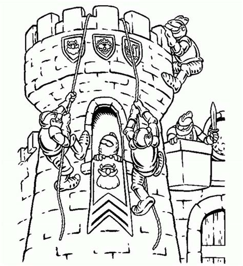 image gallery lego castle coloring pages