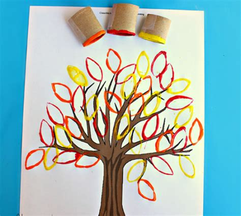 Fall Paper Crafts - 15 autumn paper craft for family net guide