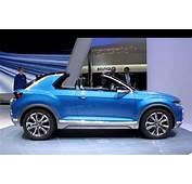 Volkswagen T ROC Concept Official Gallery  Carscoza