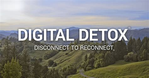Alternatives For Social Media Digital Detox by Digital Detox 174 Llc Disconnect To Reconnect