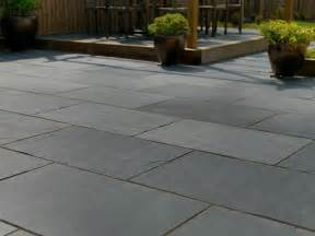 pavestone midnight slate patio slate pinterest slate