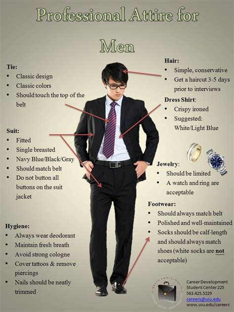 5 Tips On Dressing For A Successful by Professional Attire For Dress