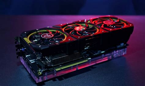 Vga Card Colorful Igame Geforce Gtx 1070 U Top 8g colorful launches 4 slot igame gtx 1080 kudan videocardz