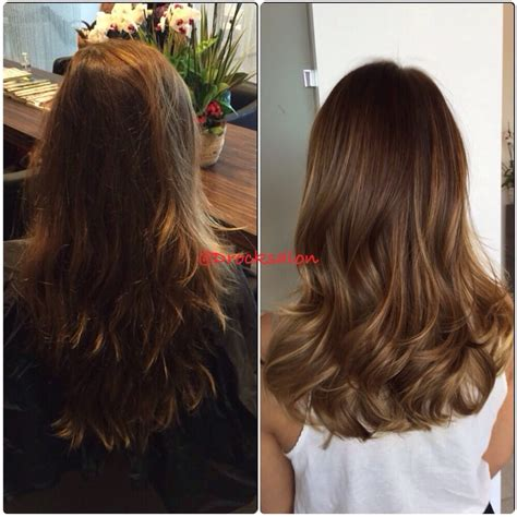 cut and inch off hair before and after don cut off 4 inches off her dead ends