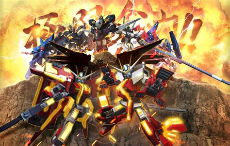 gundam extreme wallpaper mobile suit gundam extreme vs force now available on vita