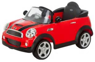 Childrens Mini Cooper Electric Cars Vehicles Bicycles Electric