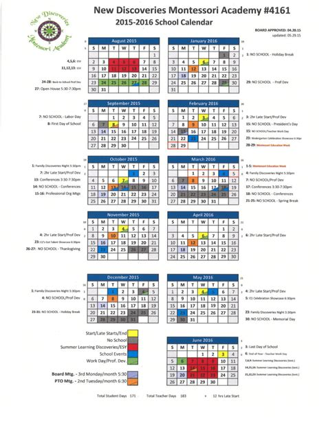 2015 2016 cleveland county school calendar 2015 2016 school calendar