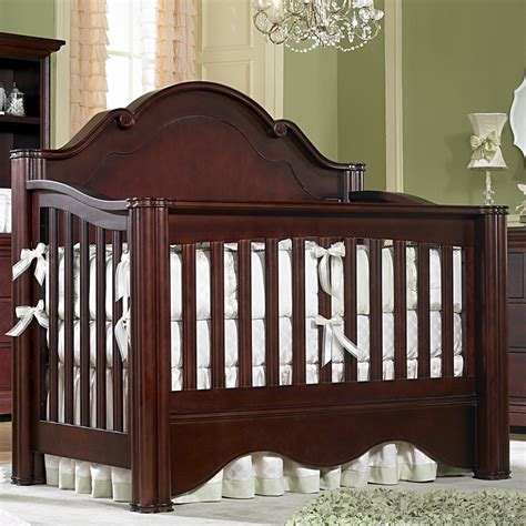 Cherry Wood Baby Crib Baby Cribs And Furniture Preferred Home Design
