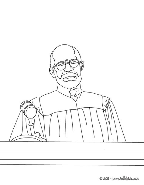 coloring book for lawyers judge listening to attorne coloring pages hellokids