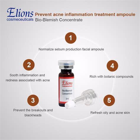 Acne Care With Bio Sulfurskinnova acne treatment bio blemish oules blackhead