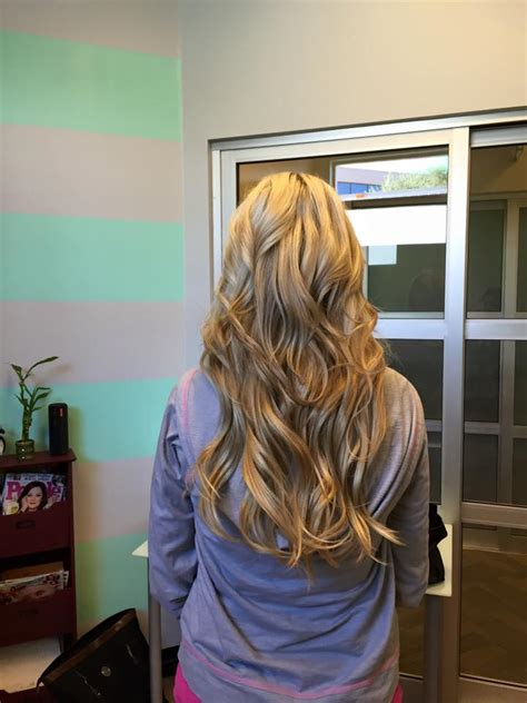 video of how to layer a halo coustour how to layer halo extensions hairstylegalleries com