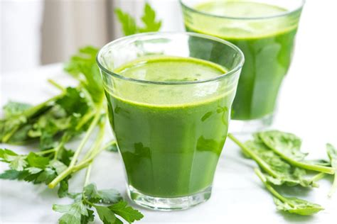 green drink naturally sweet green detox juice recipe