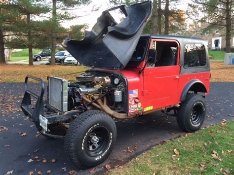 Jeep Project For Sale 1977 Jeep Cj7 Project Classic Jeep Cj 1977 For Sale
