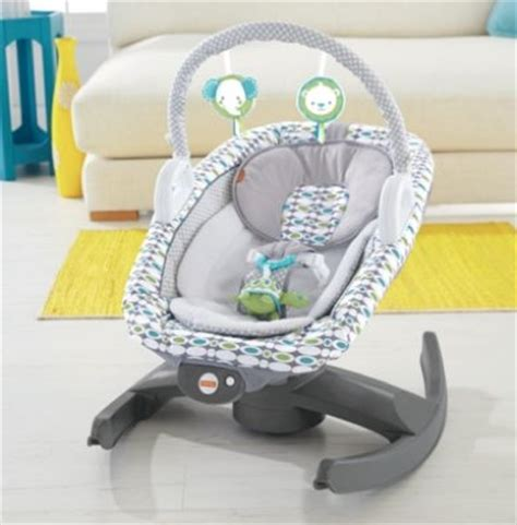 fisher price 4 in 1 rock n glide soother growing your baby