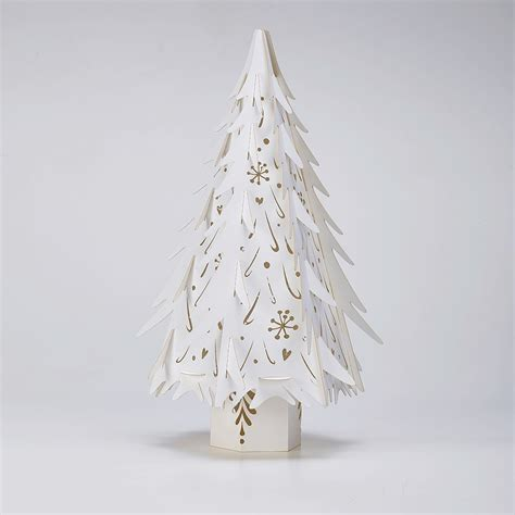 weisser weihnachtsbaum large white laser cut tree for weddings and events