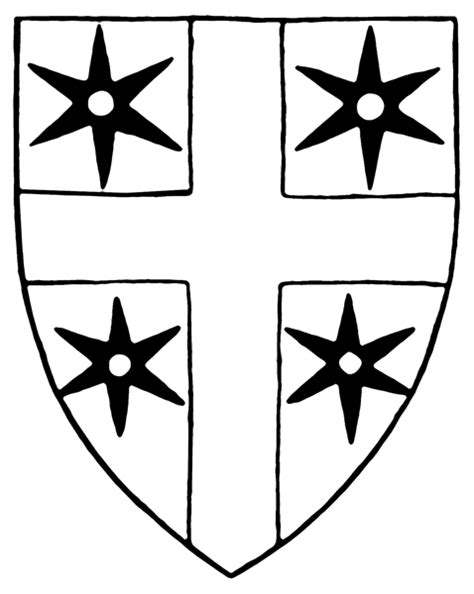 coloring pages knights shields 13 images of shield with cross coloring pages shield