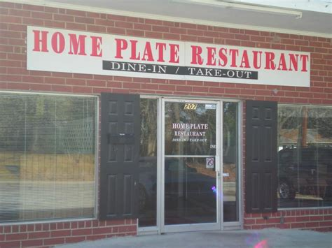 home plate restaurant located at 207 west c st butner