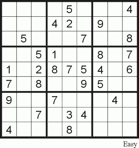printable easy sudoku 4 per page sudoku free printable health symptoms and cure com