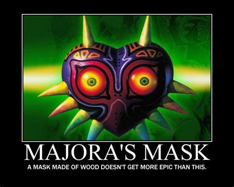 Mask Meme - demotivational majora s mask by geminithewolf on deviantart