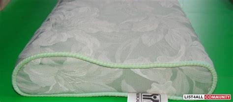 Nikken Pillow by Brand New Nikken Magnetic Pillow Hydra List4all