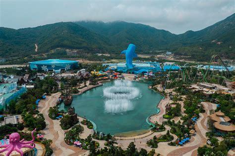 theme park zhuhai zhuhai theme parks add quality to scale for success