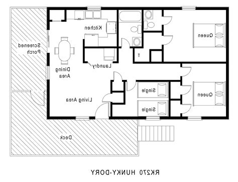 empty nest house plans