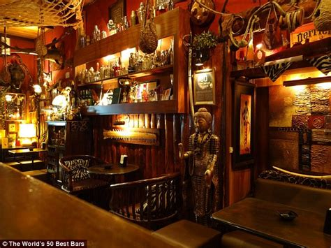 Top Bars In by The World S 50 Best Bars Revealed Daily Mail